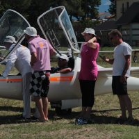 Wing Electronic Gliding Team