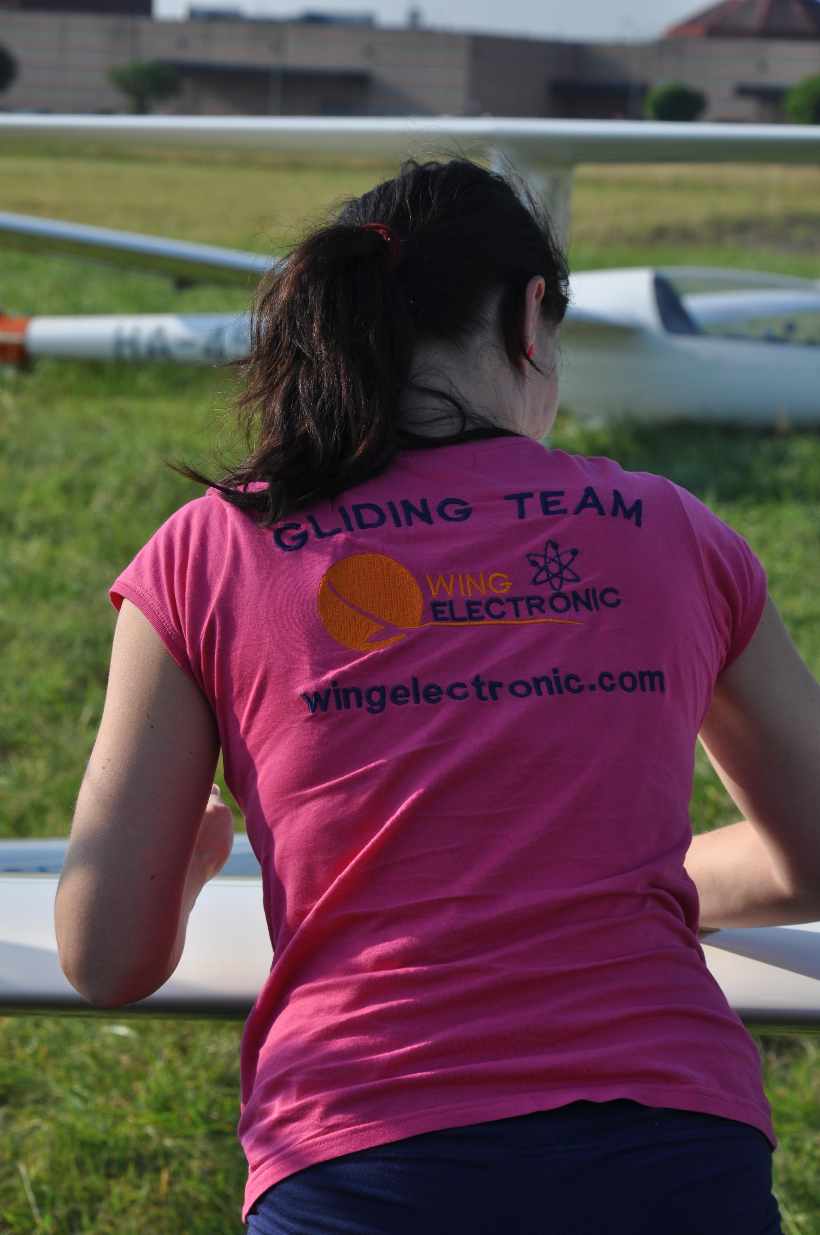 Wing Electronic Gliding Team - Monika