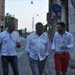 Wing Electronic Gliding Team - Antonio, Ezio, Michele