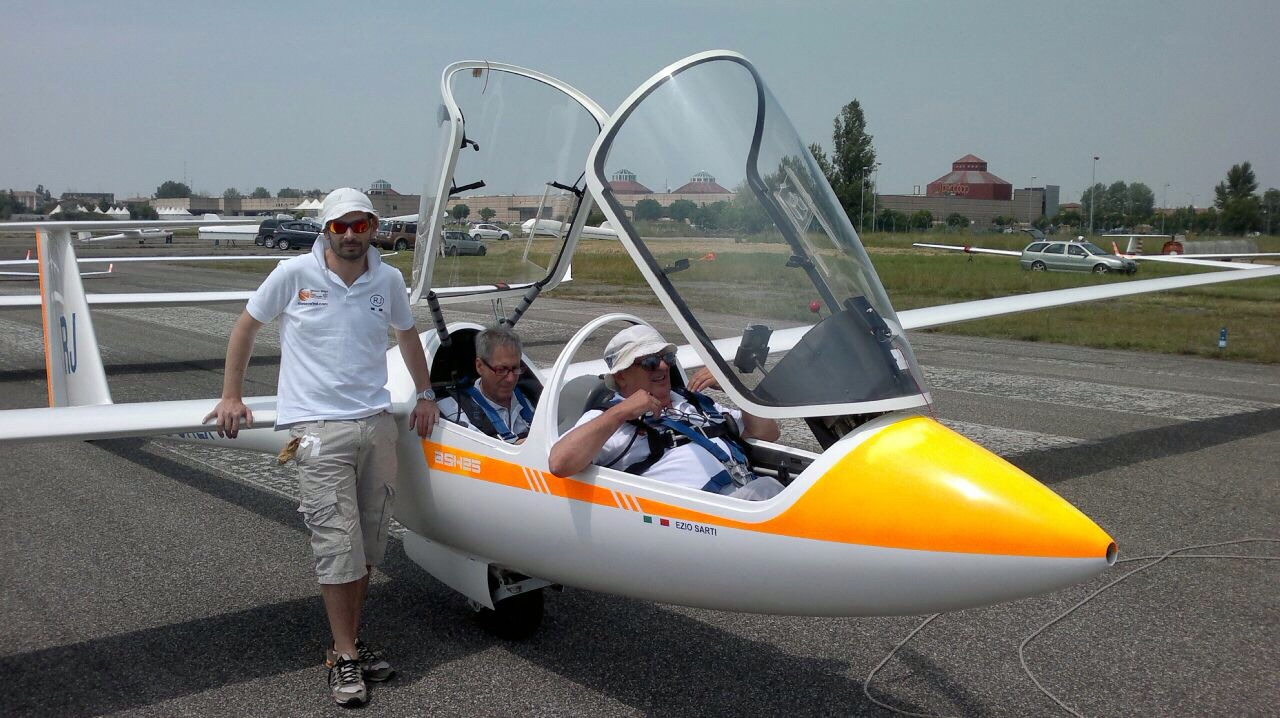 Wing Electronic Gliding Team - Aspettando il Decollo
