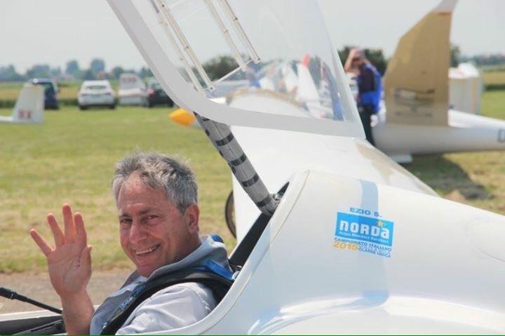 Wing Electronic Gliding Team - Antonio