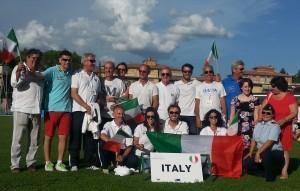 La Squadra Italiana di Volo a Vela