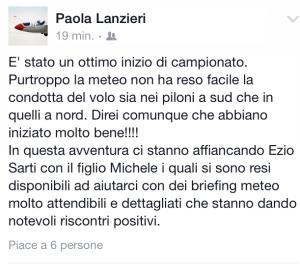Commento day 1 del Team Captain Italiano