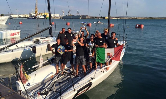 Congratulations to Stig, Melges 32 World Champion 2015! Meteowind is proud to have offered its weather services to Stig.